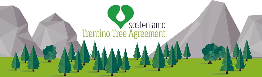 Sorgente Natura sostiene Trentino Tree Agreement