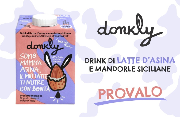Donkly - Latte d'Asina