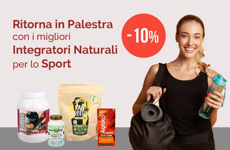 Integratore Sport con Sconto 10%