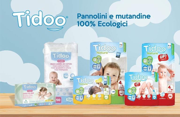 Tidoo - Pannolini Ecologici