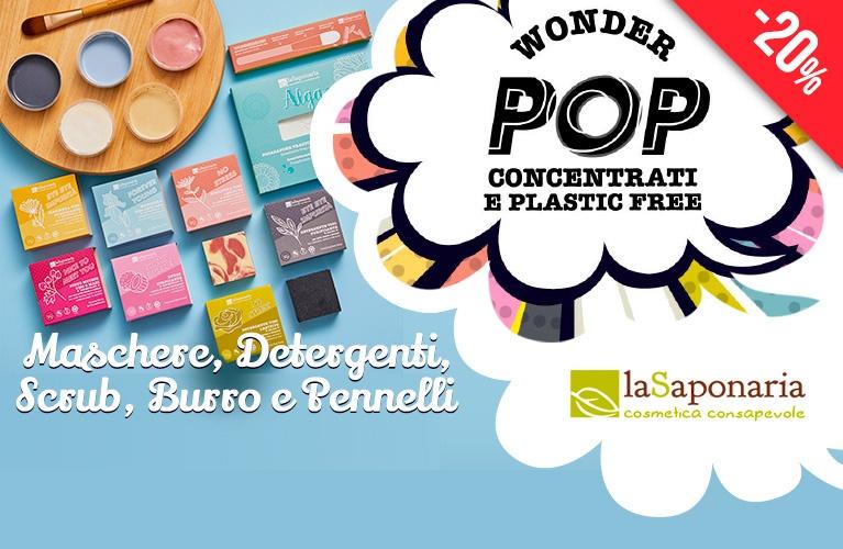 Wonder Pop La Saponaria