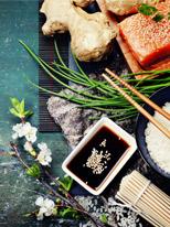 Alimenti Orientali e Macrobiotica