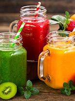 Succhi Biologici di Frutta e Verdura