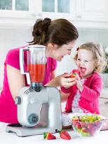 Elettrodomestici per la Bio Cucina