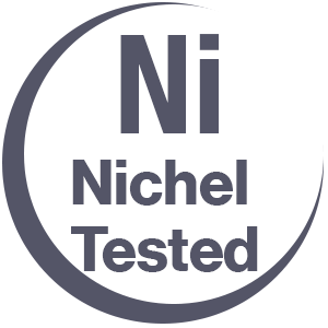 Nickel Tested - logo certificazione