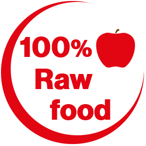 100% Raw Food