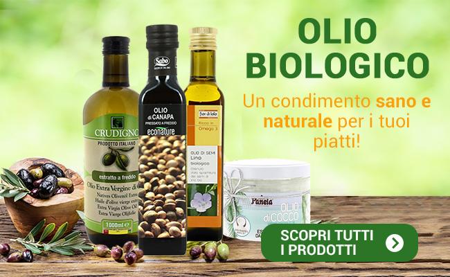 Olio Biologico: un condimento sano e naturale per i tuoi piatti!