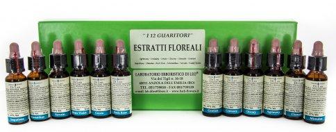 """Fiori di Bach - Estratti Floreali - Set """"I 12 Guaritori"""""""