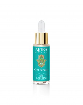 Gel Serum Tonificante Anti-Age - Netra Hamsa