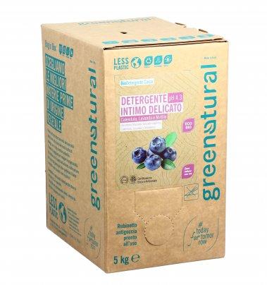 Detergente Intimo Delicato pH 4.3 - Eco Box Sfuso