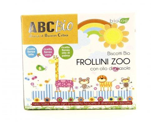 Biscotti - Frollini Zoo Bio