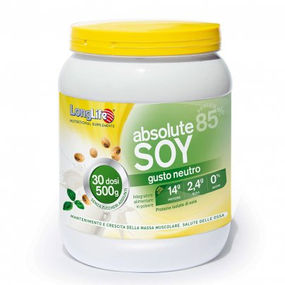 Proteine (85%) Isolate di Soia - Absolute Soy