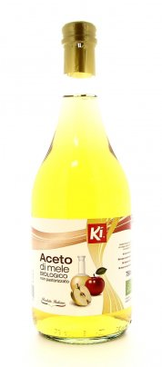 Aceto di Mele Biologico - Ki Group 750 ml