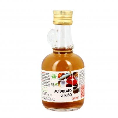 Aceto di Riso Biologico (Acidulato)