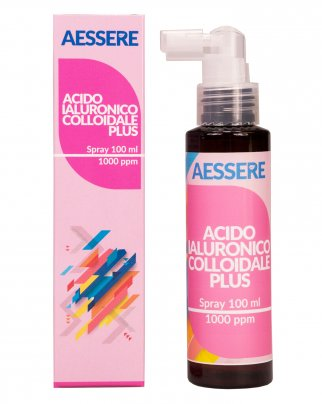 Acido Ialuronico Colloidale Plus Spray – 1000 ppm