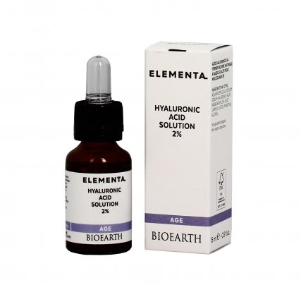 Acido Ialuronico 2% ad Alto e Basso Peso Molecolare - Elementa