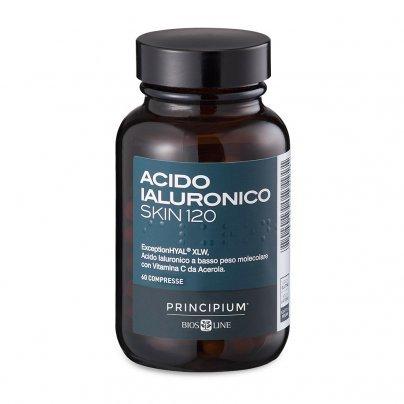 Principium Acido Ialuronico Skin 120 - Integratore per la Pelle