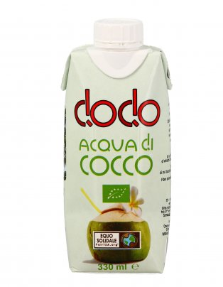 Acqua di Cocco Biologica 330 ml