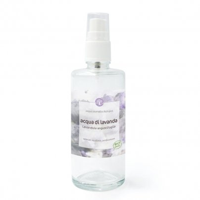 Acqua di Lavanda Biologica Spray