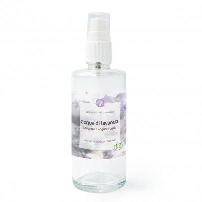 Acqua Aromatica alla Lavanda Bio - Spray