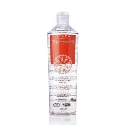 Acqua Micellare Lenitiva - Struccante per Viso, Occhi e Labbra