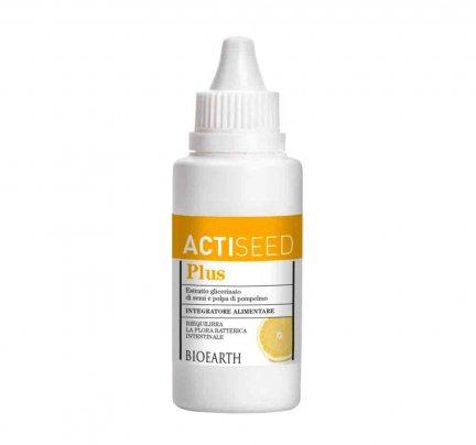Actiseed Plus - Estratto Glicerinato di Semi di Pompelmo 20 ml