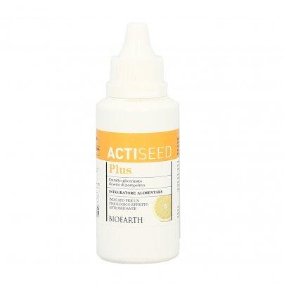 Actiseed Plus - Estratto Glicerinato di Semi di Pompelmo 50 ml
