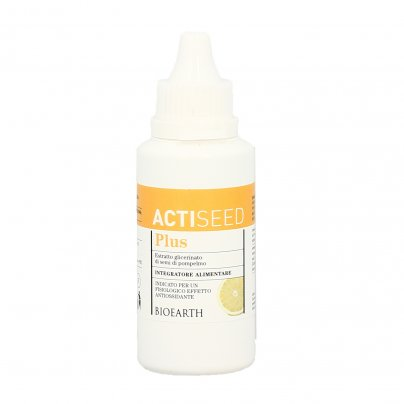 Actiseed Plus - Estratto Glicerinato di Semi di Pompelmo 50 ml