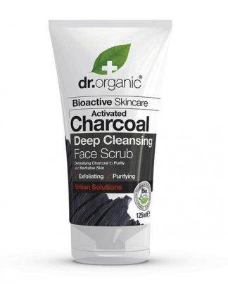 Scrub Viso al Carbone Attivo - Activated Charcoal