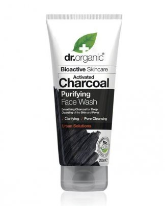 Detergente Viso con Carbone Attivo - Activated Charcoal