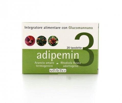 Adipemin 3 - Coadiuvante Diete