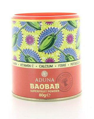 Baobab Superfruit in Polvere Biologica
