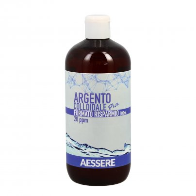 Argento Colloidale Plus - 20 PPM
