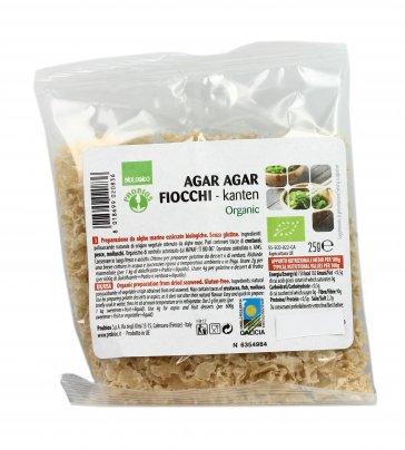 Agar Agar - Alghe Essiccate in Fiocchi