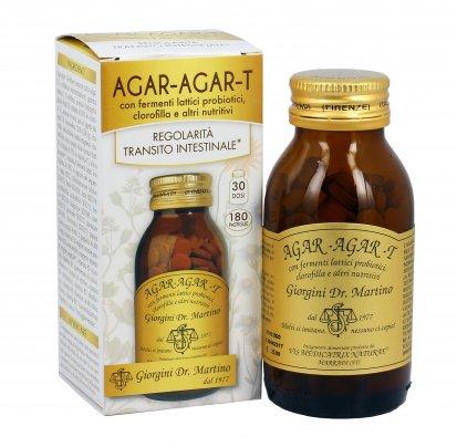 Agar-Agar-T Fibra Solubile