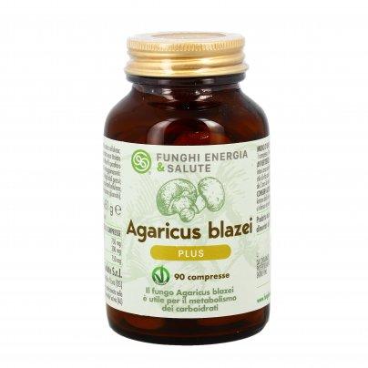 Fungo Agaricus Blazei Plus - Metabolismo Carboidrati e Difese Immunitarie