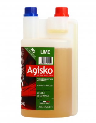 Drink Sport Energetico - Agisko Gusto Lime