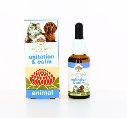 Agitation & Calm Animal