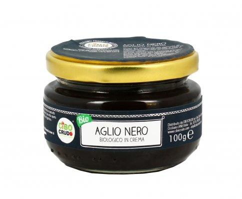 Aglio Nero Biologico in Crema