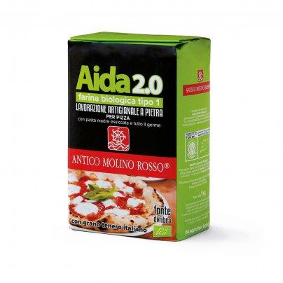 Farina Biologico Tipo 1 per Pizza - Aida 2.0