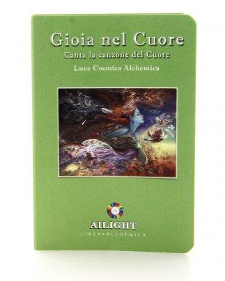 """Alchimia Luce Cosmica Alchemica """"Gioia nel Cuore"""""""