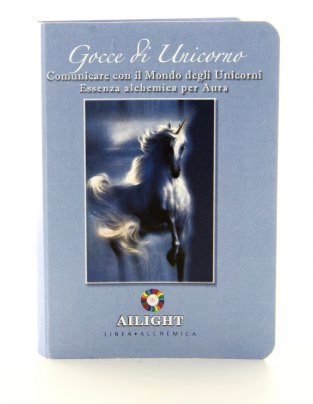 Essenza Alchemica per Aurea - Gocce di Unicorno