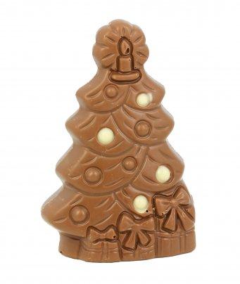 Albero Natale di Cioccolato al Latte