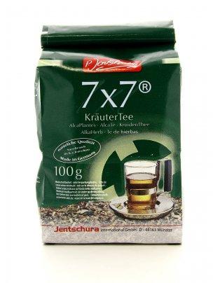7x7 Alca Tè Bio (KrauterTee) 100 gr.