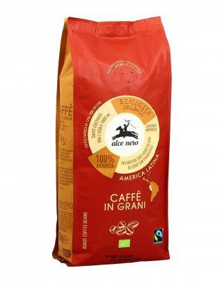 Caffè 100% Arabica Bio 500 gr. (in grani da macinare)