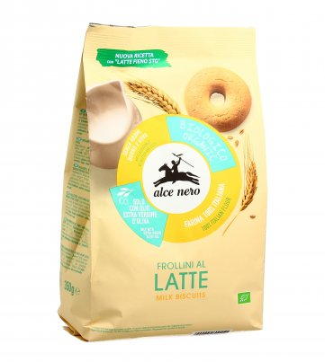 Frollini al Latte Bio
