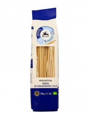 Spaghettoni di Gragnano I.G.P. - Semola di Grano Duro Bio