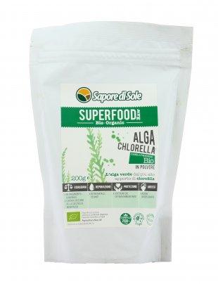 Alga Chlorella Bio in Polvere