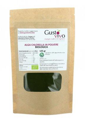 Alga Chlorella in Polvere Bio