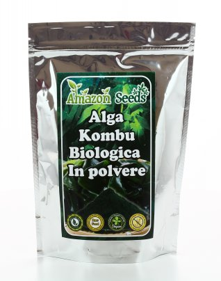 Alga Kombu Biologica in Polvere